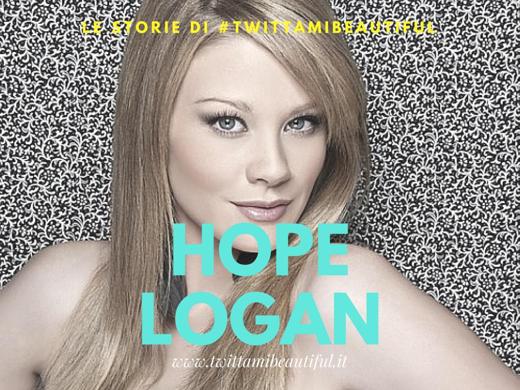 La storia di Hope Logan