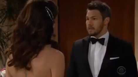 the bold and the beautiful  liam steffy