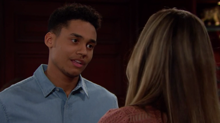 the bold and the beautiful xander hope